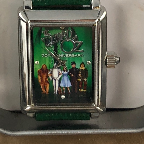 Vintage Other - 80Th Anniversary Wizard of OZ Watch &Collector Tin